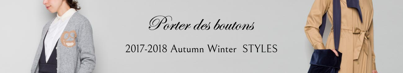 Porter des boutons - 2017-2018aw