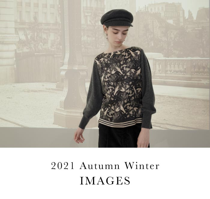 Porter des boutons - 2021aw
